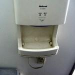 店舗トイレ ハイブリッド消臭施工実例